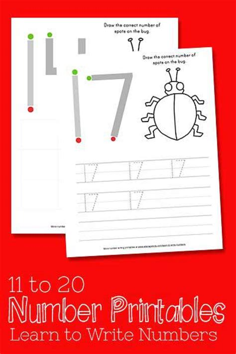 road numbers printable for learning how to write numbers free learn to write numbers set free homeschool deals