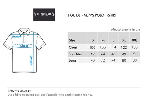 Polo Hoby Size 20 Inch us polo shirt size chart the of sydney estore polo shirt s ess ayucar
