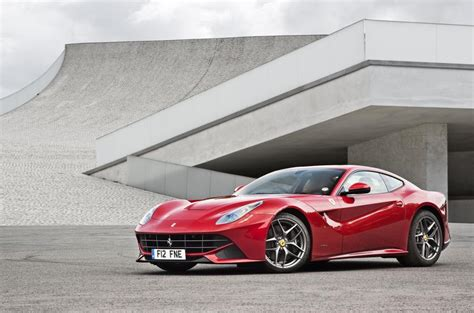 How Much Is The F12 F12 Berlinetta