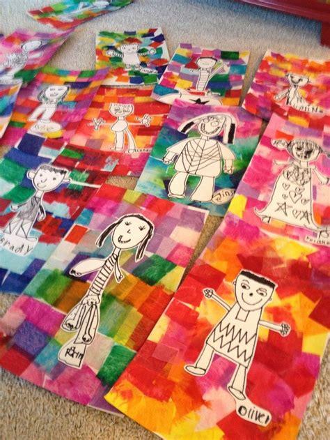 pattern games for 10 year olds best 25 kindergarten self portraits ideas on pinterest