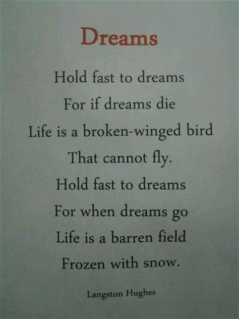 Dreams Deferred Essay by Dreams By Langston Hughes Ars Poetica Langston Hughes Langston Hughes And Dreams