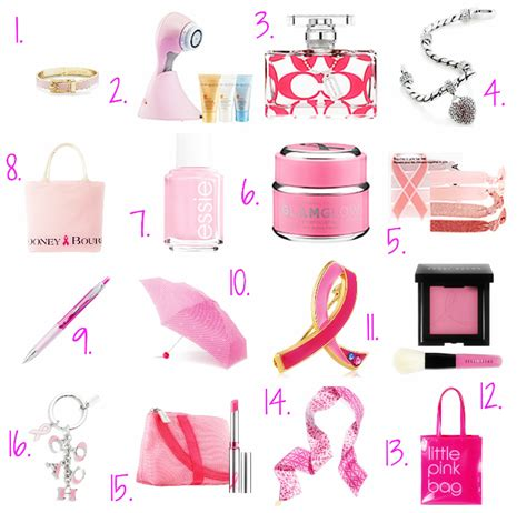 october is national breast cancer awareness month - Breast Cancer Giveaways