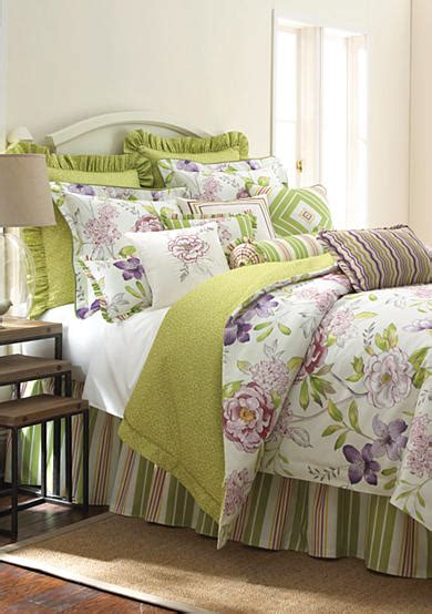 rose tree comforters tree marseilles bedding collection only belk