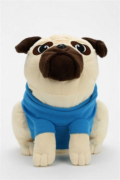 pug stuffed animal outfitters 17 best images about mopsjes on pug fawn pug and bookends