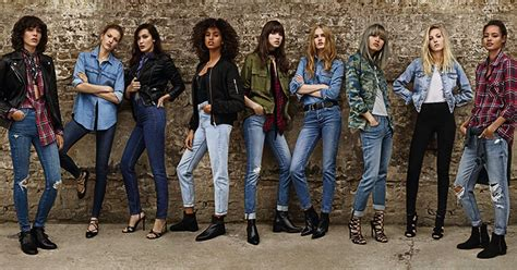 New Topshop Launches And Its Got A by Topshop Launch New Denim Caign With Rising Fashion