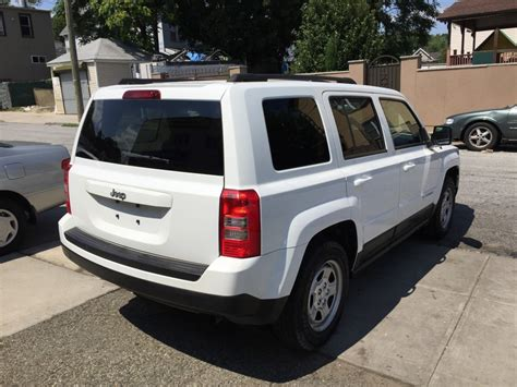 Jeep Patriot For Sale Used Used 2013 Jeep Patriot Sport Suv 6 690 00