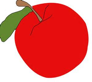 The Apple Barn Menu Red Apple Clip Art Free Vector 4vector Clipartbarn
