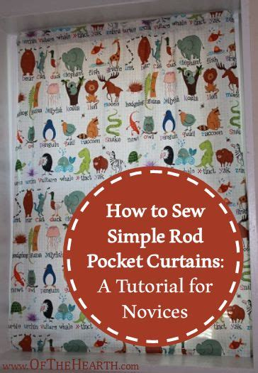 how to make rod pocket curtains 1000 images about keeping the home on pinterest family