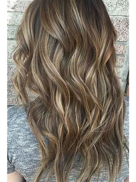 hi lites low lites hair 25 beste idee 235 n over high and low lights op pinterest