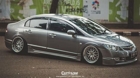 Loweringkit Per Mobil S Honda Civic Fd 2006 Murah gettinlow iksan syah 2008 honda civic fd on work vsxx