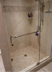Bathroom Subway Tile Designs Colors For The Home On Pinterest Shower Inserts Front Door