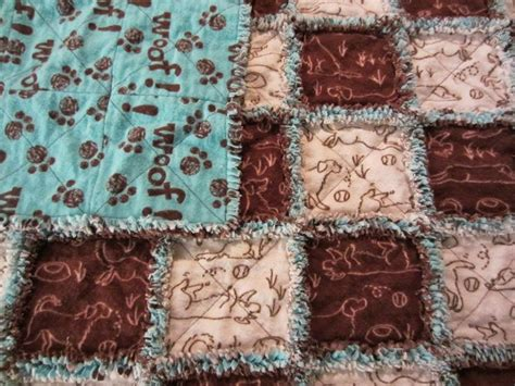 Make A Rag Quilt by How To Make A Rag Quilt Appetizers
