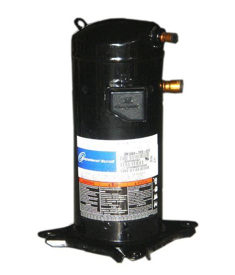 copeland scroll compressor zr57 for air conditioner condensing unit
