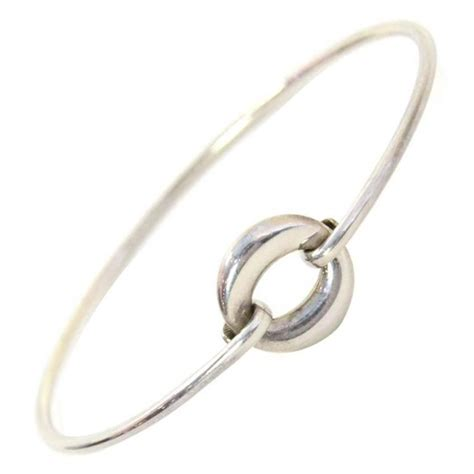 Tiffany and Co. Elsa Peretti Bracelet For Sale at 1stdibs