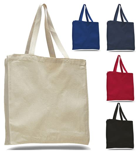 Tote Bag Kanvas The Shop Large Heavy Canvas Tote Bags With Velcro Closure