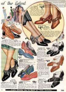 stylishly smart women shoes 1925 americana