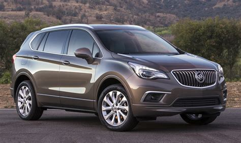 Chrysler Gm by 2017 Buick Envision Overview Cargurus