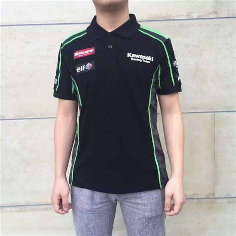 Seven Shirt Motogp Logo 1 2016 summer mercedes f1 motogp racing team t shirt kawasaki t shirt summer motorcycle t shirt