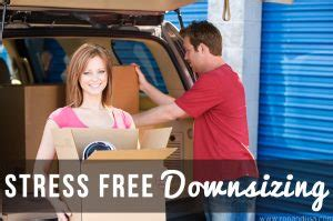 tips and tricks for stress free downsizing a step by step guide to moving on books stress free downsizing