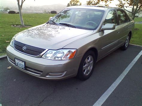2002 Toyota Avalon Reviews Cargurus