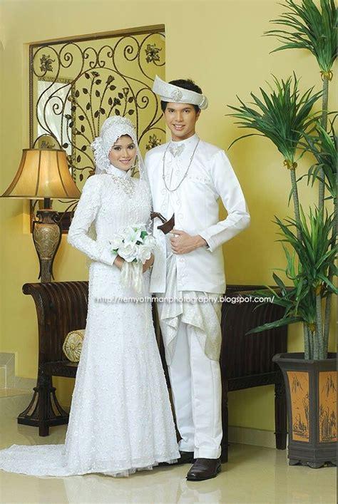 Baju Nikah Melayu pengantin melayu pengantin melayu songket wedding costumes muslim wedding