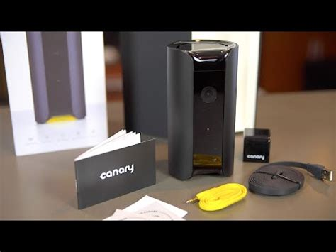 canary home security system on review