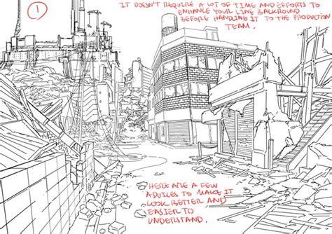 animation layout tips industry professional tips for drawing backgrounds kotaku uk