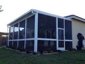 screen patio enclosures screen patio covers patio roofs led residential sales to