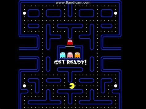 Youtube Pacman Pattern | pattern for pacman level 1 youtube