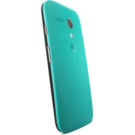 Moto G 1st moto moto g 1st replacement shell turquoise 89681n b h