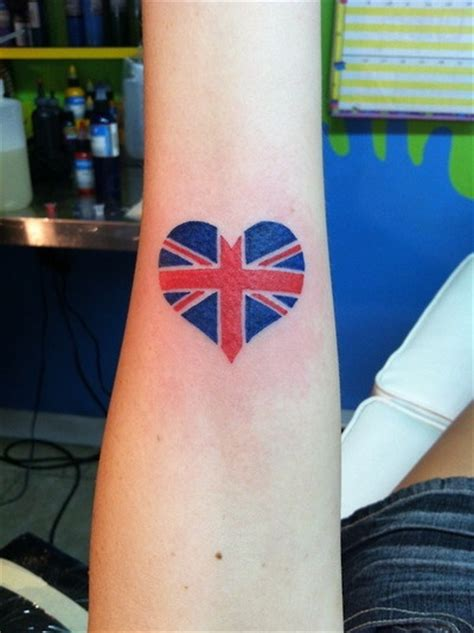british flag tattoo designs best 25 flag ideas on