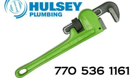 Plumbing Gainesville Ga by Hulsey Gainesville Ga 95 Years Of Plumbing And Septic