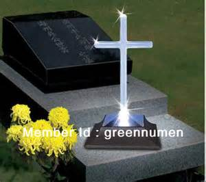 cemetery solar lights eternal solar grave light solar cross light solar led