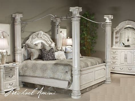 White Canopy King Bedroom Set by King Bedroom Furniture Sets Photos Of The Bedroom