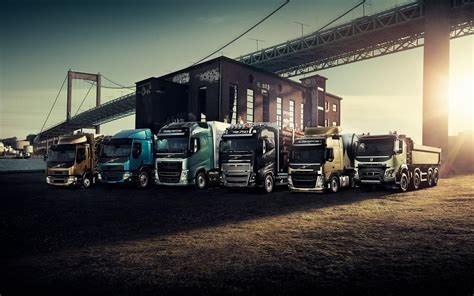 Volvo Truck Wallpaper Hd Ffc Trucking