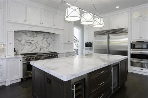 Marble As A Countertop by Marble And Granite Countertops Tech Fabrication