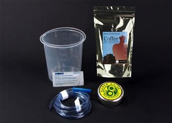 Coffee Detox Kit by Buy Colon Cleanse Coffee Kit How To Detox With