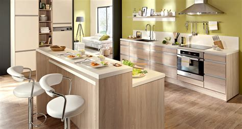 Délicieux Cuisine Salsa Conforama #4: Lensemble-SALSA%C2%A0-la-cuisine-en-bois-moderne-201503021822081l.jpg