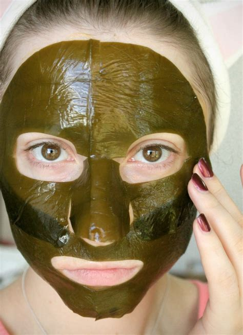 Organic Rubber No Dont Get Excited Its Just A Bag by 4 Amazing Korean Masks You Need To Try Right Now