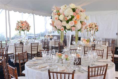 reception d 233 cor photos tent wedding reception with peach