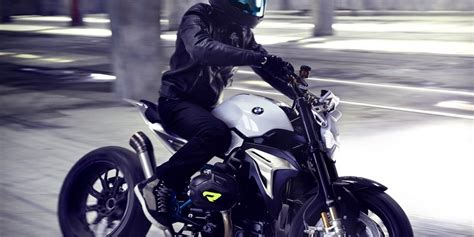 test emotività bmw motorrad emotivit 224 e stile nella nuova concept