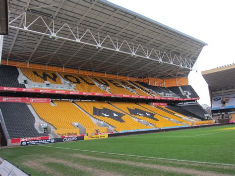 molineux stadium seating plan the wolverhton museum football and material culture