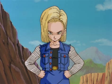 android 18 wiki image android 18 confronts vegeta jpg ultra wiki