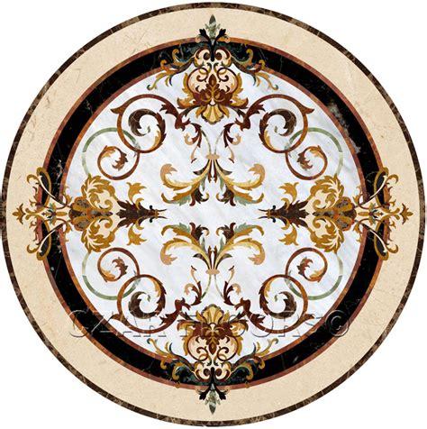 Simply Overal Lava medallions model rafael custom wood
