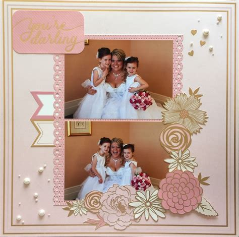 Wedding Album Scrapbook Layouts by Wedding Scrapbooking Layouts Www Imgkid The Image
