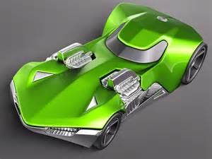 Hot Wheels Twin Mill Concept Car 3D Model   Squir