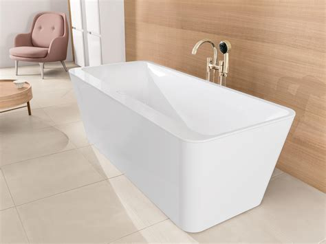 villeroy and boch bathtub squaro edge 12 bath built in bathtubs from villeroy