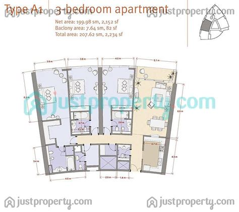 dubai house floor plans al fattan marina towers floor plans justproperty com