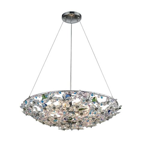 Chrome Chandeliers Fifth And Lighting 3 Light Polished Chrome Chandelier With K9 Dangles Hd 1145 The