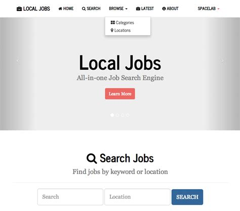 instant search engine aggregator by vidal codecanyon